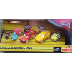 Disney Cars Fireball Beach Pack - Target