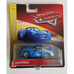 Disney Cars 3 - Cam Spinner