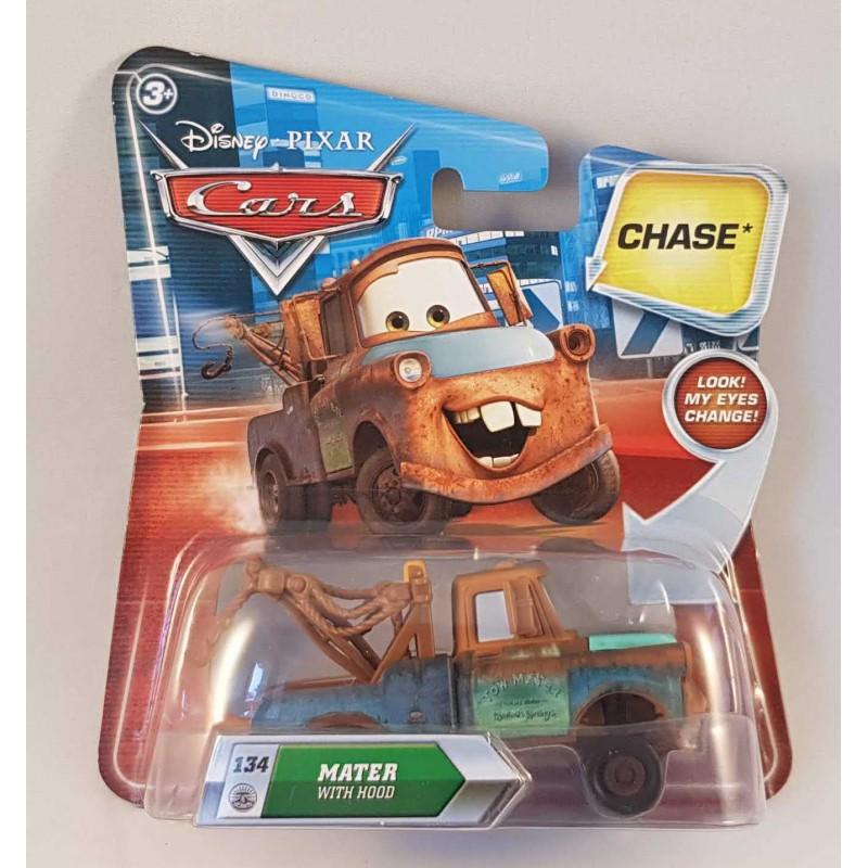Mater new hood