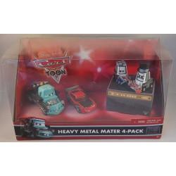 Heavy Metal Bliksem Lightning, Takel Mater, Rocky en Eddie